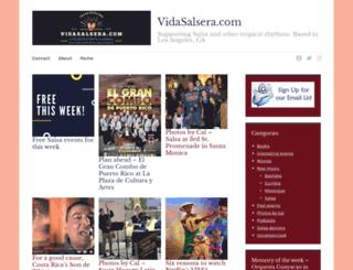 vidasalsera.com screenshot