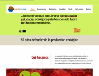 vidasana.org screenshot