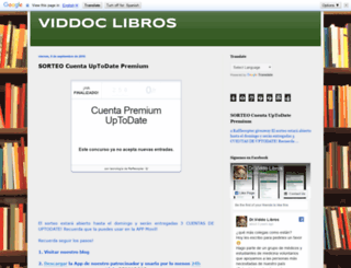viddocs.blogspot.com screenshot