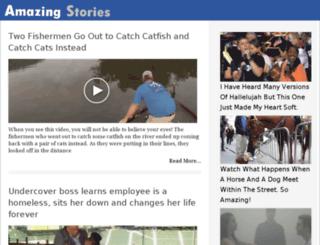 video-12.amazing-stories.tv screenshot