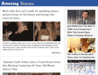 video-40.amazing-stories.tv screenshot