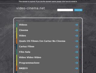 video-cinema.net screenshot