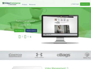 video-commerce.org screenshot
