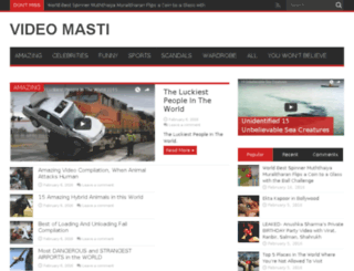 video-masti.com screenshot