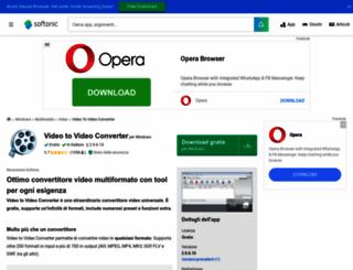video-to-video-converter.softonic.it screenshot