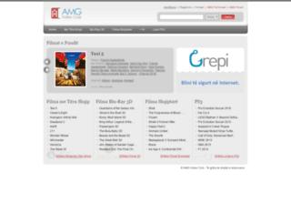video.amg.al screenshot