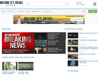 video.beforeitsnews.com screenshot