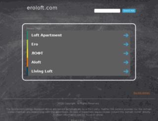 video.eroloft.com screenshot