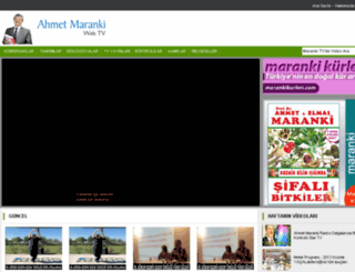 video.maranki.com screenshot