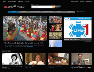 video.mediacorptv.sg screenshot