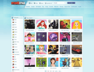 video.oyunuoyna.com screenshot