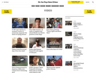 video.signonsandiego.com screenshot