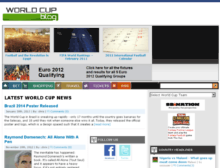 video.worldcupblog.org screenshot