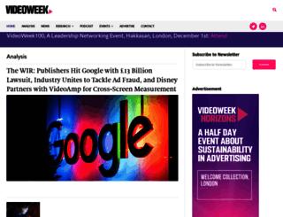 videoadnews.com screenshot