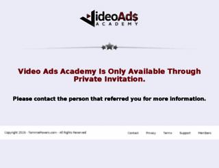 videoadsacademy.com screenshot