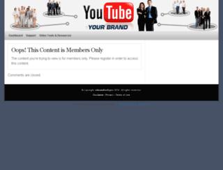 videoauthoritypro.com screenshot