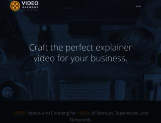 videobrewery.com screenshot