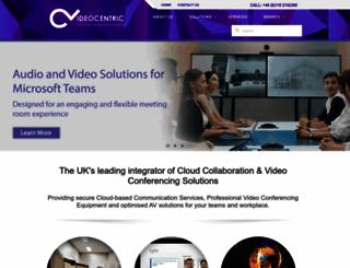 videocentric.co.uk screenshot