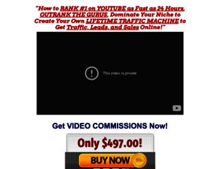 videocommissions.com screenshot
