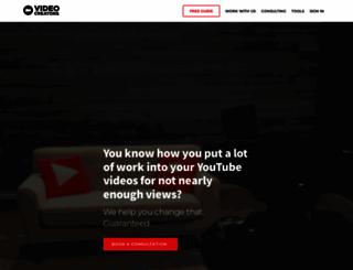 videocreators.com screenshot