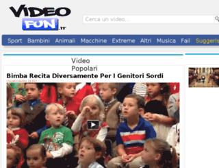 videofan.it screenshot