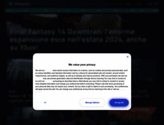 videogame.it screenshot