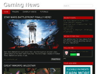 videogamechief.com screenshot