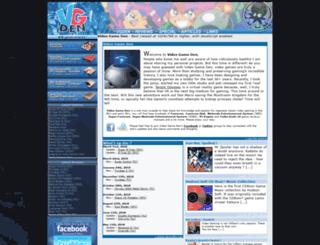 videogameden.com screenshot