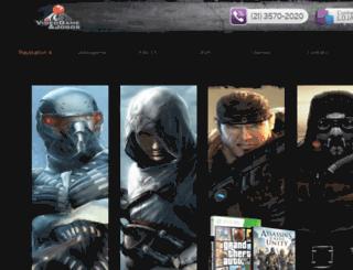 videogameejogos.com.br screenshot