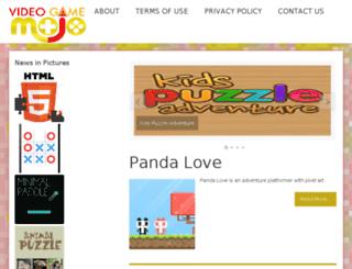 videogamemojo.com screenshot