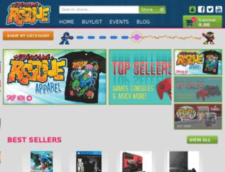 videogamerescue.crystalcommerce.com screenshot