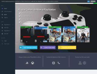 videogamers.com.br screenshot