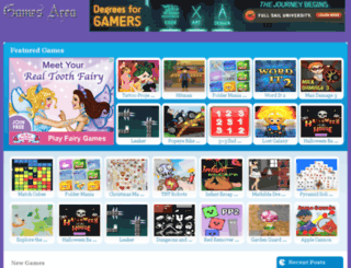 videogamesarea.com screenshot