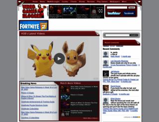 videogamesblogger.com screenshot