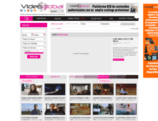 videoglobal.com screenshot