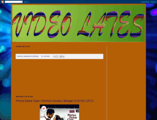 videolatestall.blogspot.com screenshot
