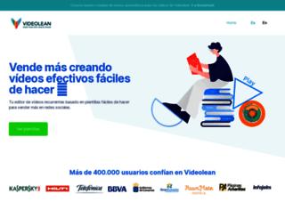 videolean.com screenshot