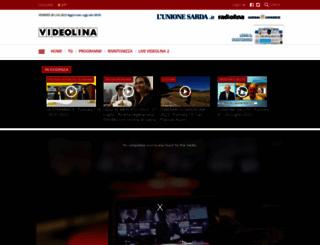 videolina.it screenshot