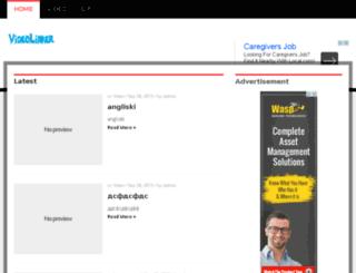 videolinker.info screenshot