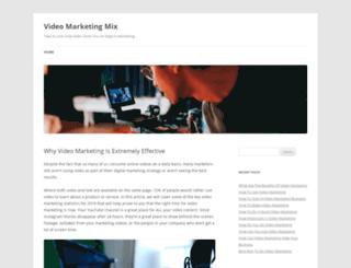 videomarketingmix.com screenshot