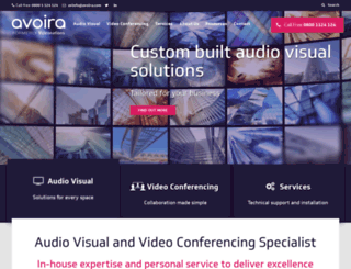 videonations.co.uk screenshot