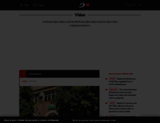 videonews.antena3.ro screenshot