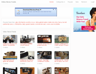 videonewsfeeds.net screenshot