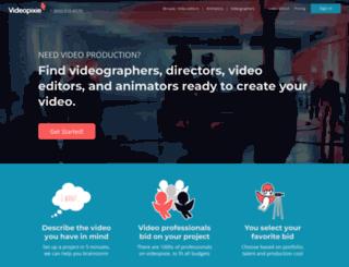 videopixie.com screenshot