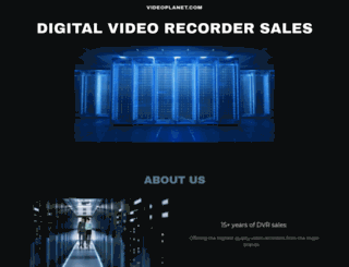videoplanet.com screenshot