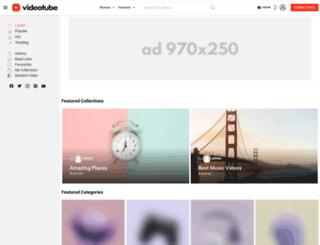 videopro-navi.com screenshot