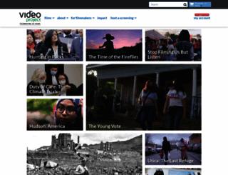 videoproject.org screenshot