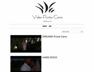 videopuntacana.com screenshot