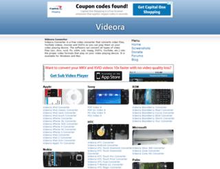 videora.com screenshot