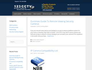 videos.123-cctv.com screenshot